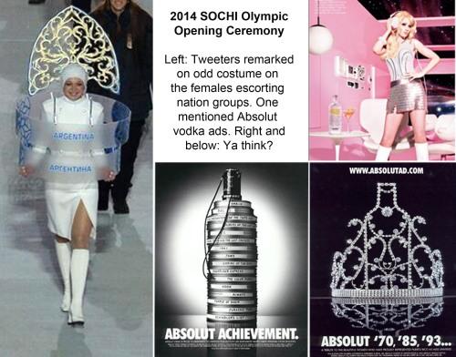 2014 SOCHI Absolut escorts