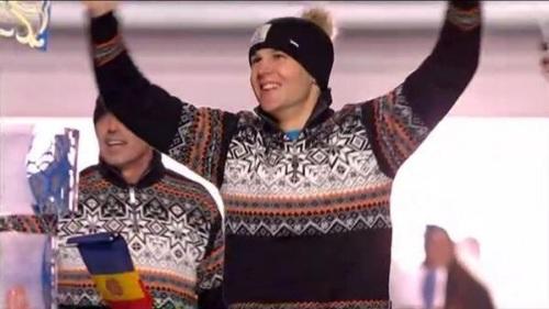 2014 SOCHI Andorran sweaters