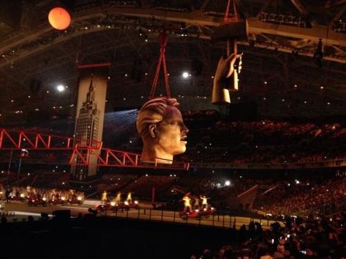 2014 SOCHI giant Hammer