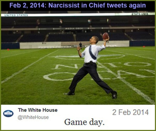 2014_02 02 Ego in Chief for Super Bowl Sunday