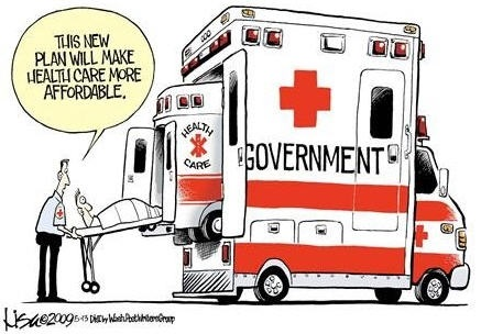 OBAMACARE Govt power