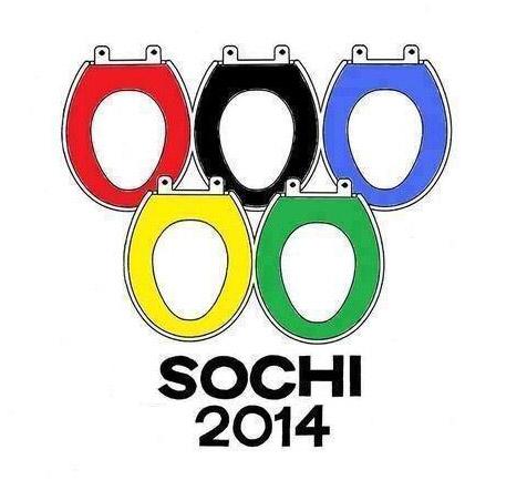 SOCHI toilet rings