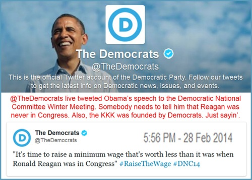 2014_02 28 BHO says Reagan in Congress