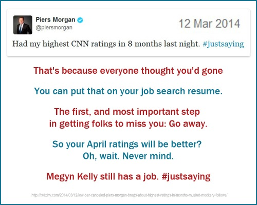 2014_03 12 Piers Morgan tweets