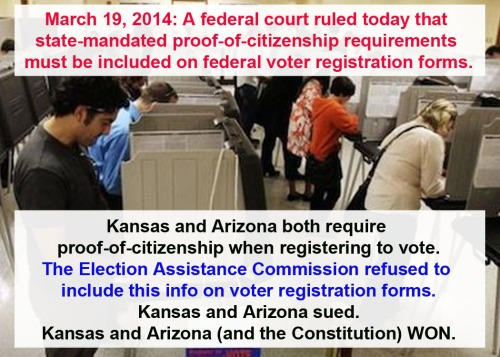 2014_03 19 Voter ID law wins