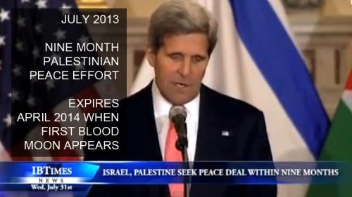 2014_04 Nine month Palestinian peace effort