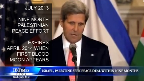 2014_04 Nine month Palestinian peace effort