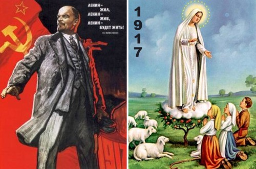 Lenin and Fatima