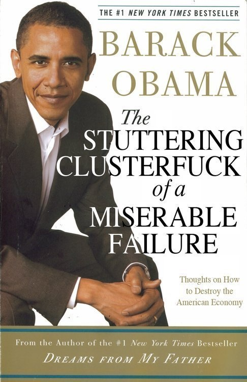Obama miserable failure