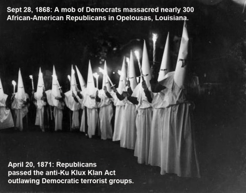 1868-1871 Democrat Terrorists