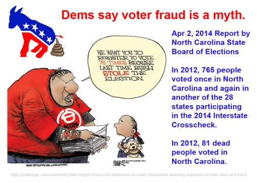 2014_04 NC voter fraud report