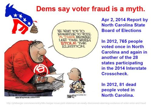 2014_04 NC voter fraud report