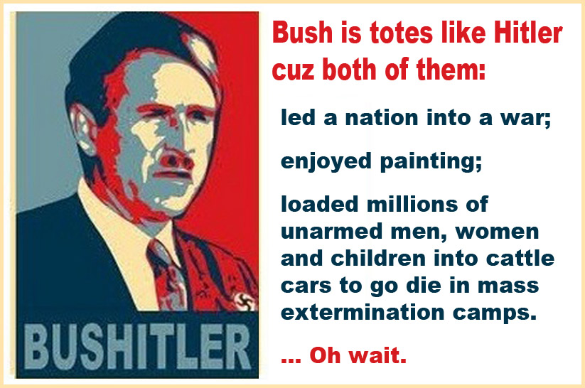 Image result for bush derangement syndrome quotes