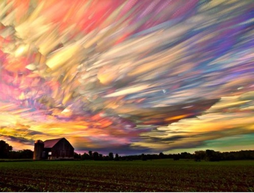 Sky montage by Matt Malloy