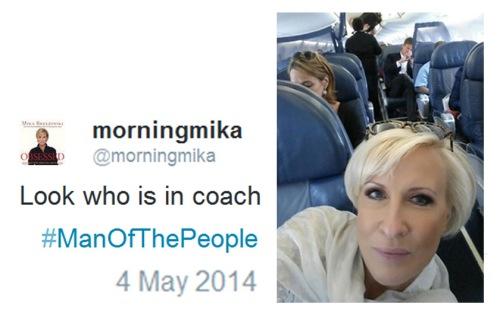 2014_05 04 Mika's pretentious tweet