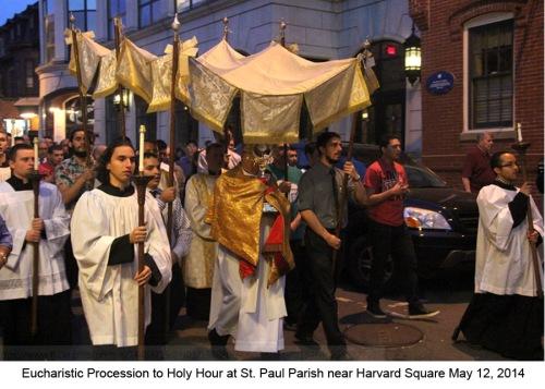 2014_05 12 Eucharistic Procession