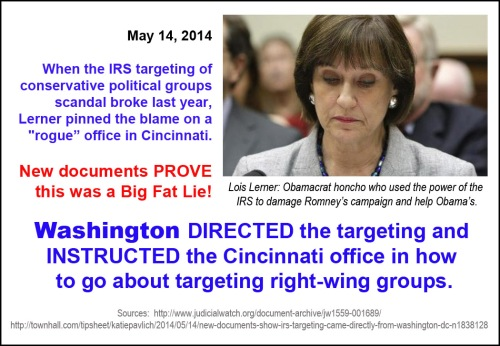 2014_05 14 DC IRS directed targeting