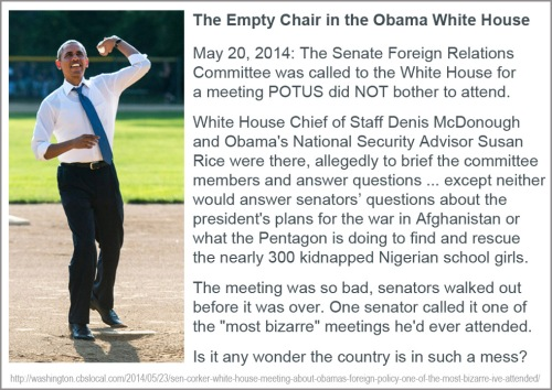 2014_05 20 Empty chair in Obama WH