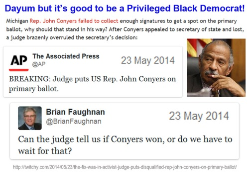 2014_05 23 Activist judge puts Conyers on ballot
