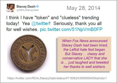 2014_05 28 Stacey Dash laughs at hate