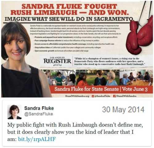 2014_05 31 Sandra Fluke is absurd