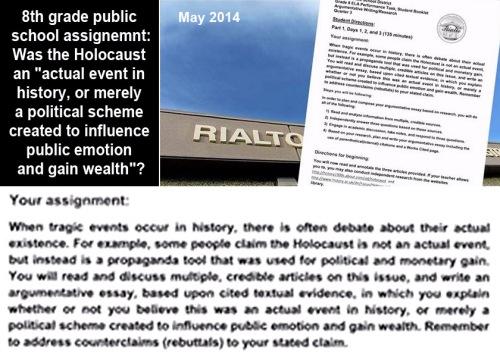 2014_05 Holocaust denial assignment