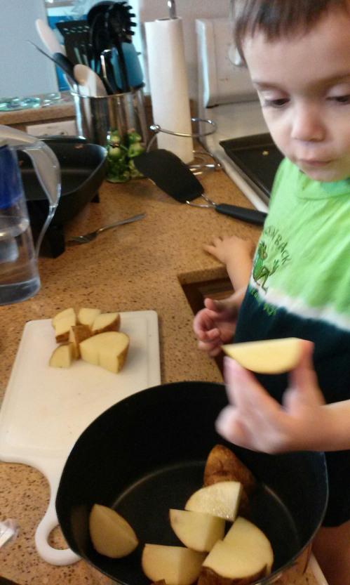 2015_04 29 W kitchen helper