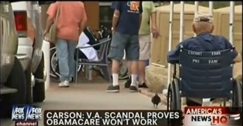 Carson VA scandal proves Obamacare won't work