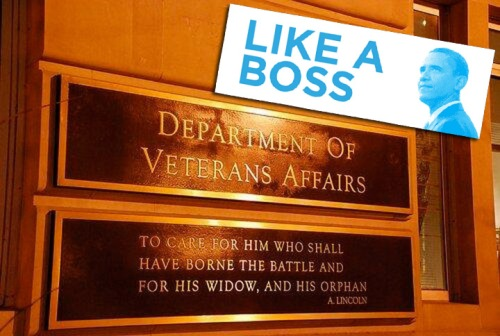 Like a Boss - Dept of VA