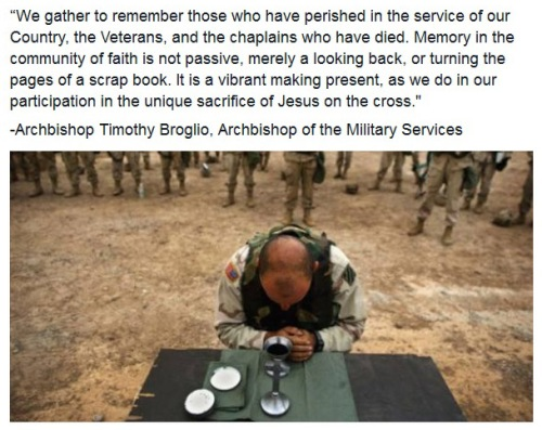 Memorial Day - Chaplains