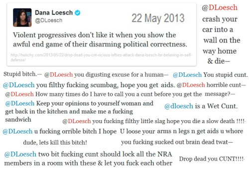 2013_05 22 Loesch tweet re violent progs