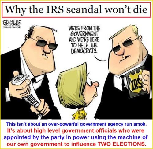 2014 IRS targeting