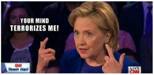 2014_06 17 Hillary Your mind terrorizes me