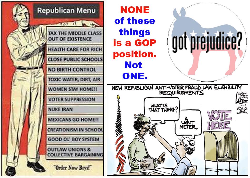 Anti-Republican Prejudice  
