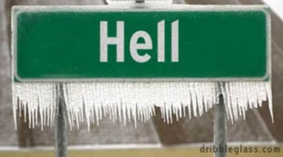 Hell-freezes