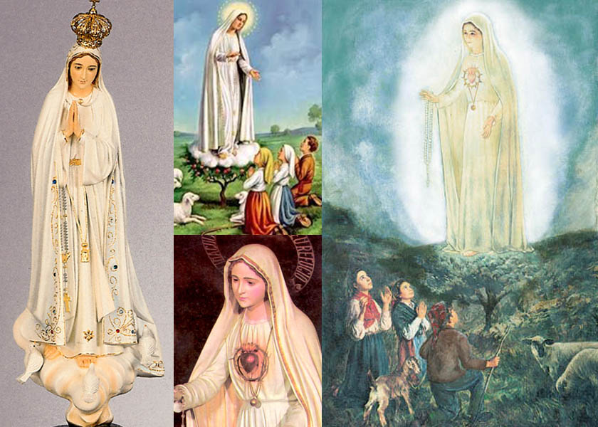 Message, Fatima virgin mary consider, what