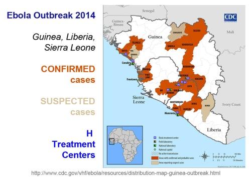 2014 Ebola Outbreak Africa