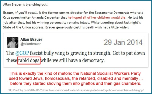 2014_01 29 Brauer death wishes for GOP