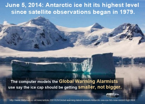 2014_07 05 Antarctic ice hits record high