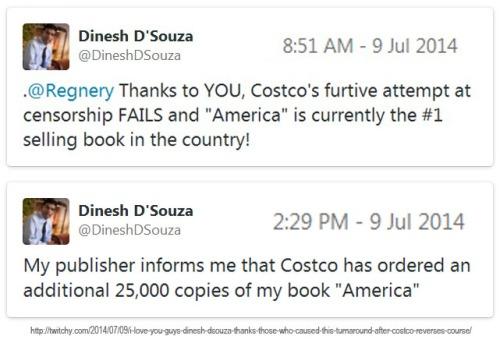 2014_07 09 D'Souza tweet