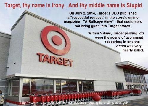 2014_07 10 Target targets itself