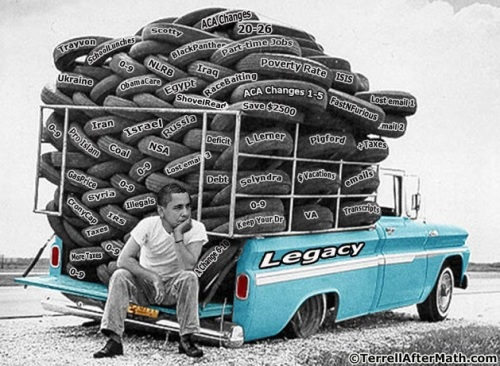 2014_07 16 Obama Legacy by Terrell