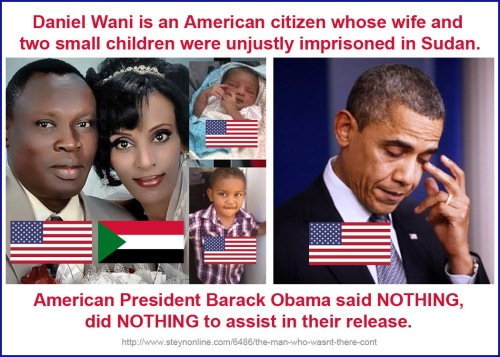 2014_07 Obama did nothing for Meriam Ibrahim