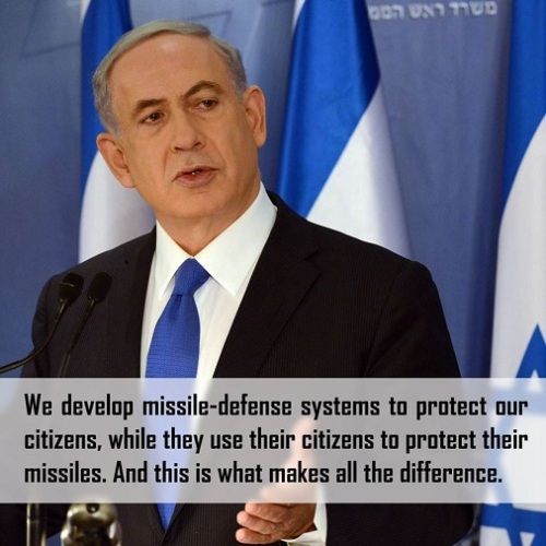 Netanyahu - Missile defense
