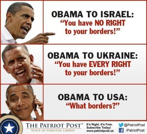 OBAMA Border line certifiable
