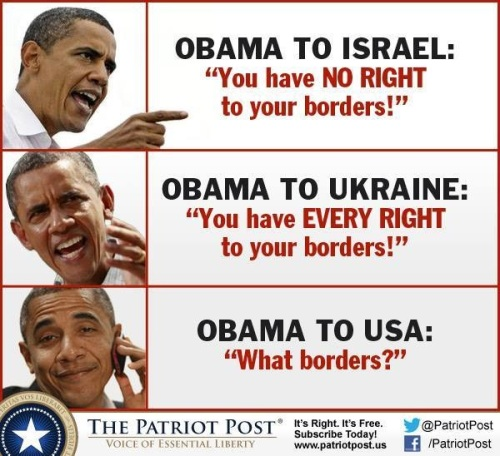 OBAMA Border line certifiable
