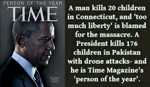 Obama drones and TIME