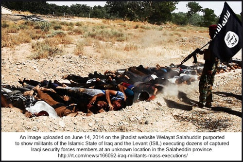 2014_06 14 ISIS execution