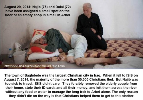 2014_07 29 Elderly refugees in Iraq