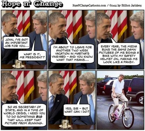 2014_08 06 Hope n Change Kerry pink bike